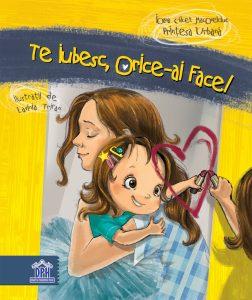 TE IUBESC, ORICE-AI FACE - Ioana Chicet-Macoveiciuc (Printesa Urbană)