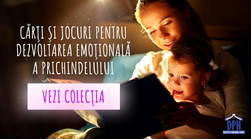 carti despre dezvoltarea emotionala a copilului