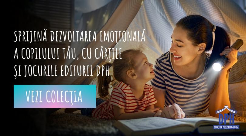 carti recomandate pentru dezvoltarea emotionala a copilului